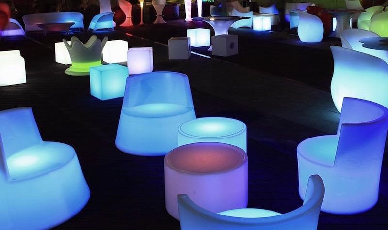 1 LED Atmosphere