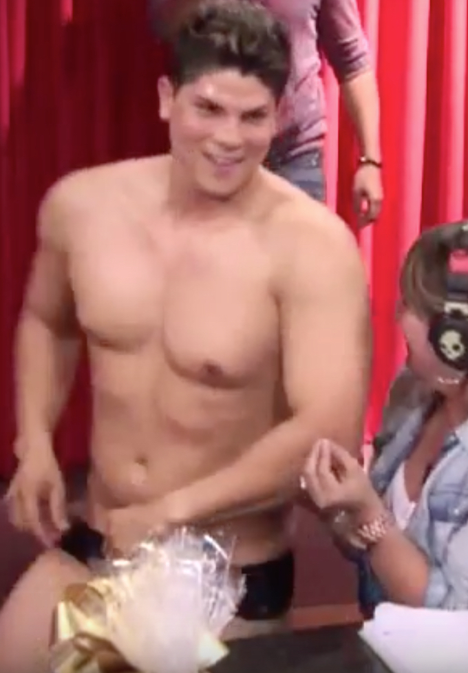 Sammy Hernandez Stripper Puerto Rico