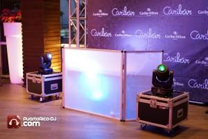 DJ Booth Puerto Rico