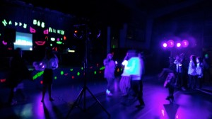 Guamani School - Black Light Party 2