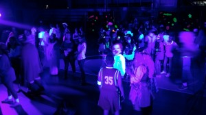 Guamani School - Black Light Party 7