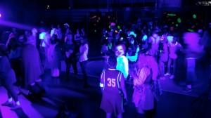 Guamani School - Black Light Party 7