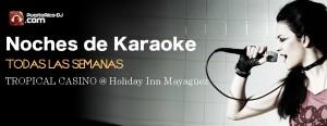 Karaoke en Puerto Rico 1