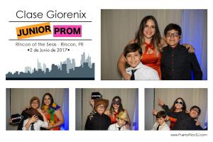 PROM Clase Giorenix - Rincon of the Seas Puerto Rico