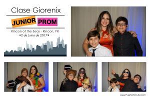 PROM Clase Giorenix - Rincon of the Seas Puerto Rico