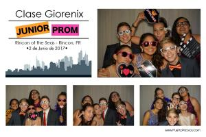 Photo Booth PROM Puerto RIco 10