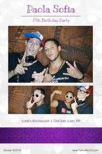 Puerto Rico Photo Booth 6