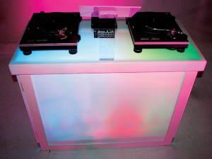 Small DJ Booth