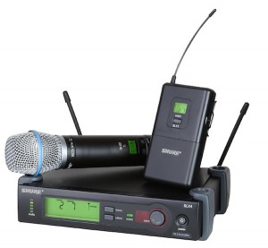 Wireless Microphones Rental Puerto Rico